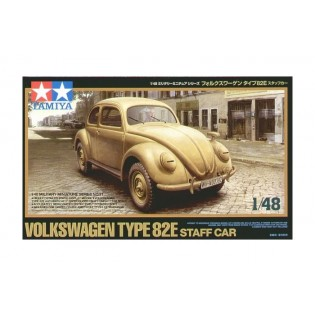 Volkswagen type 82E staff car
