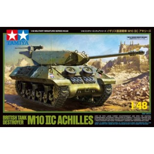 M10 IIC Achilles British Tank Destroyer