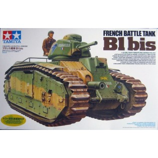 B1bis French battle tank