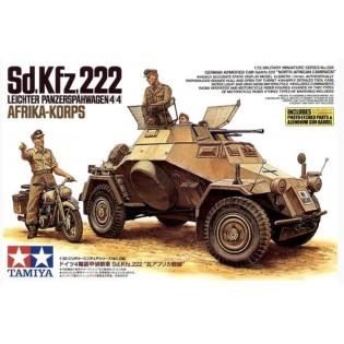 SdKfz 222 Leichter Panzerspähwagen 4x4 Afrika-Korps