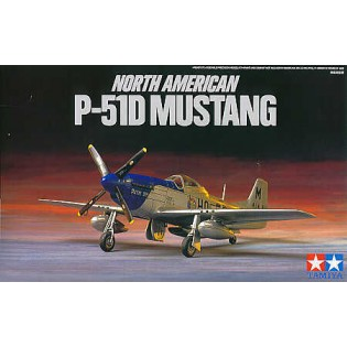 P-51D Mustang w. std & Dallas canopy