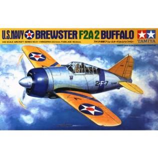 Brewster F2A2 Buffalo