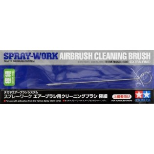 Spray-Work Airbrush Cleaning Brush (Extra-Fine)