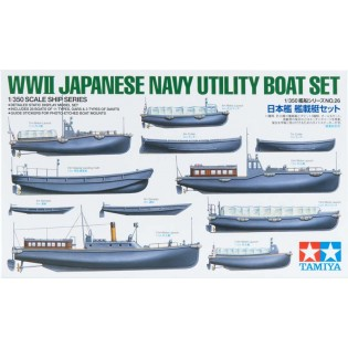 IJN Utility Boat Set