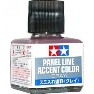 Panel Line Accent Color, Gray 40ml
