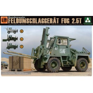 German Feld-Umschlag-Gerät FUG 2.5T (4 in 1)
