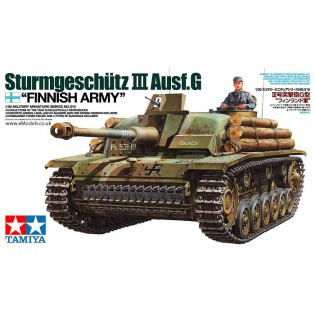 Stug III G Finland