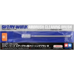Spray-Work Airbrush Cleaning Brush (Standard)
