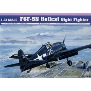 Grumman F6F-5N, Hellcat