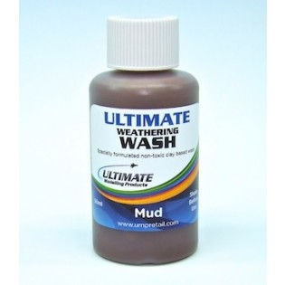 Weathering Wash Mud 50 ml