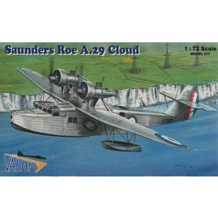 Saunders Roe A.29 Cloud flying boat
