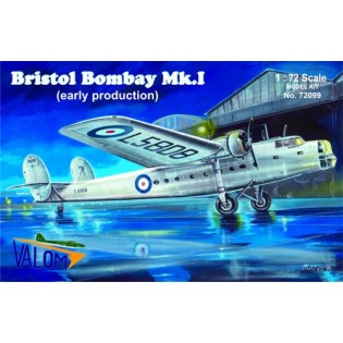 Bristol Bombay Mk.I Early