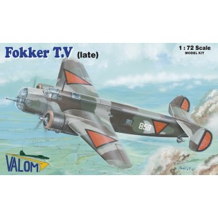Fokker T.5 Late (Dutch)
