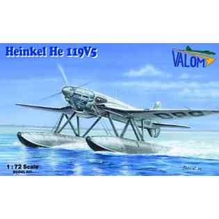 Heinkel He119V-5 float plane