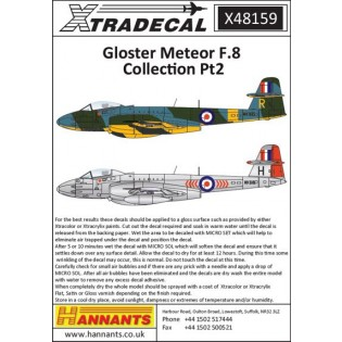 Gloster Meteor F.Mk.8 Collection Pt 2. (7)
