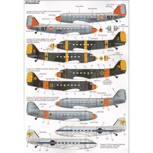 Douglas C-47 International Liveries (7)