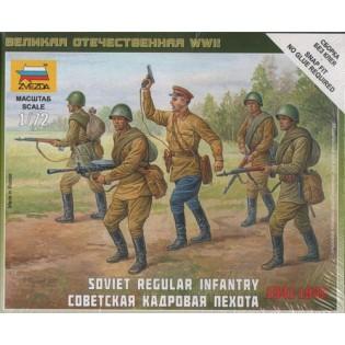 Soviet Regular Infantry