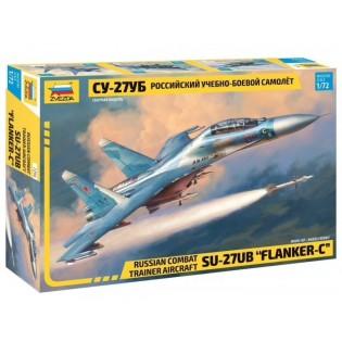 Suchoi Su-27UB Flanker C