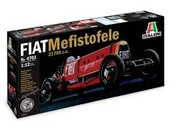 FIAT 806 Corsa 806/406 1550cc racer 1927 (ex. Protar)