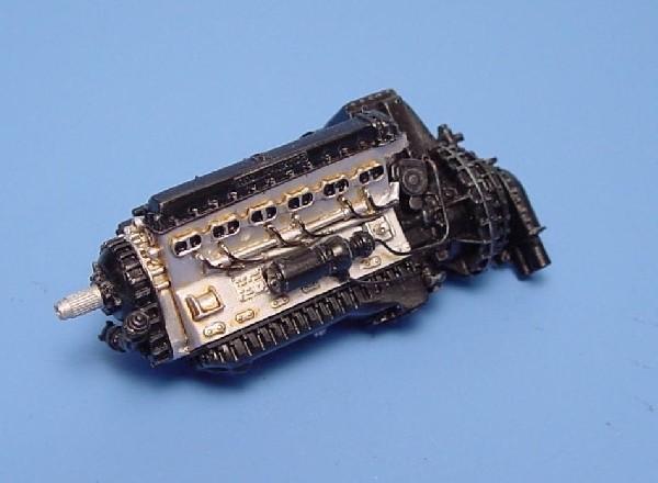 Packard-Merlin V-1650