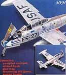 F-84G Thunderjet detail set for Tamiya.