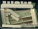 Me262A Schwalbe gun bay for RV/DR