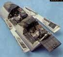 F-14B Tomcat cockpit for HAS