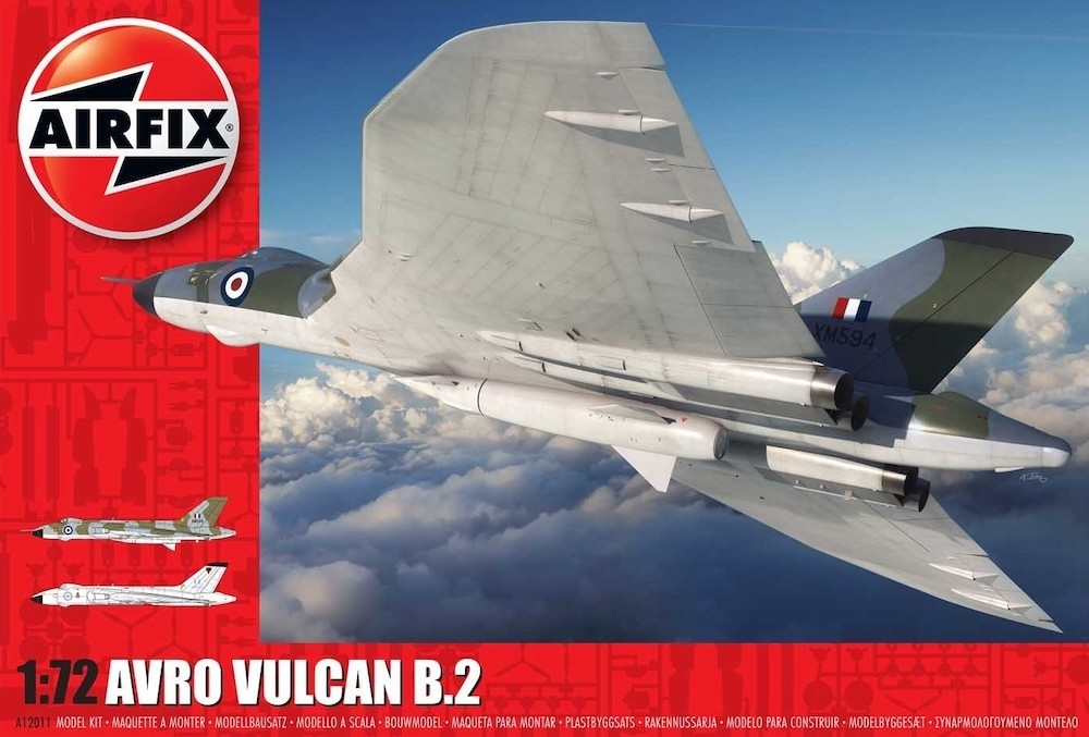 Avro Vulcan B.2  NEW TOOLING