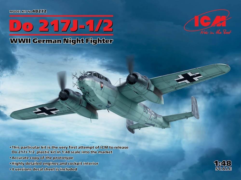 Do217N-J1/2 Night fighter