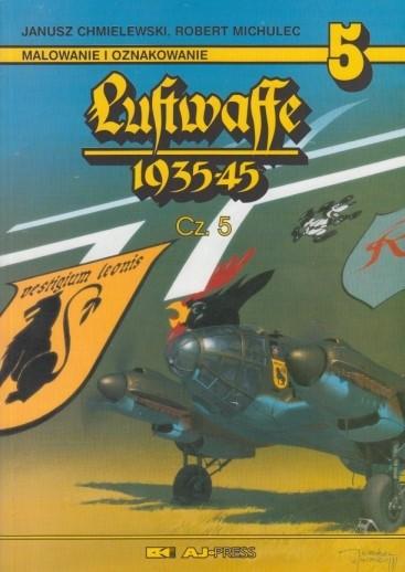 Camouflage & Markings 5 - Luftwaffe 1935-1940 Pt. 5