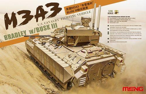 M3A3 Bradley with BUSK III