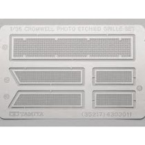 Etched parts for TA35221 Cromwell
