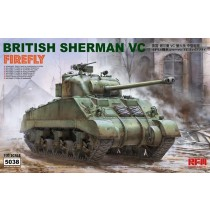 British Sherman VC Firefly VELIKIYE LUKI w. workable tracks
