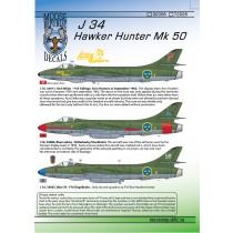 J34 Hawker Hunter Mk.50
