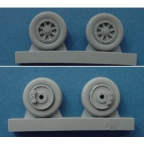 J29/S29 Tunnan wheels + paint mask