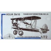 Sk10 Raab-Katzenstein Tigerschwalbe