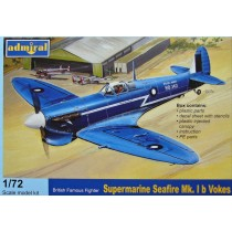 Seafire Mk.1b w. Vokes filter