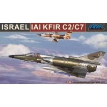 IAI Kfir C2/C7, 9 decal options