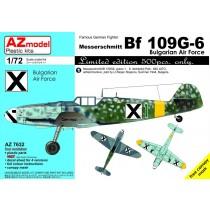 Bf109G-6 Bulgarian AF
