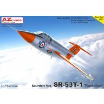 Saunders-Roe SR.53T-1 Rocketeer Trainer RAF