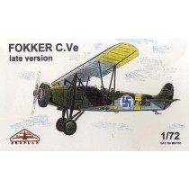 Fokker CVE Finnish decals