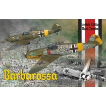 Barbarossa Bf109E and Bf109F-2