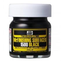 Mr. Finishing Surfacer 1500 Black, 40 ml