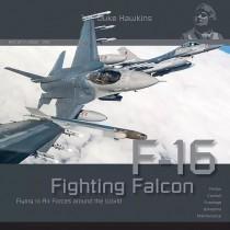 Duke Hawkins: F-16 Fighting Falcon