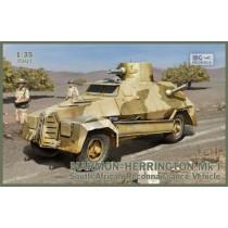 Marmon-Herrington Mk.I South African recce vehicle