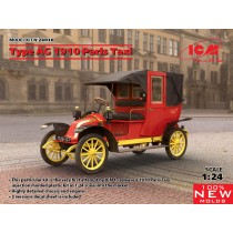 Renault Type AG 1910 Paris Taxi de la Marne (100% new molds)