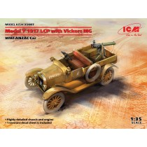 Model T 1917 LCP with Vickers MG, WWI ANZAC Car