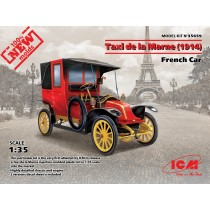 Taxi de la Marne (1914) French Car NEW MOLDS