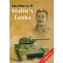 Stalins Tanks 1943-1945 - Militaria 239, bilingual Pol / Eng