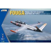 Fouga CM.170R Magister Austrian Air Force